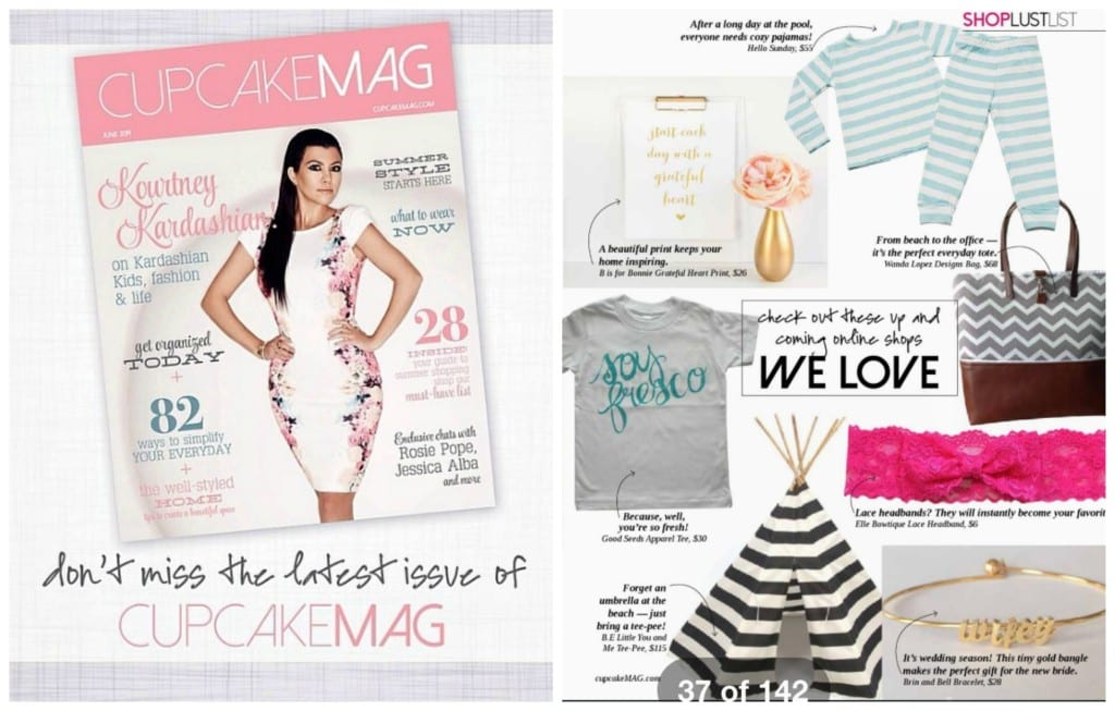 CupcakeMaag-Summer-2014-Issue-Cover-Press-wandalopezdesigns
