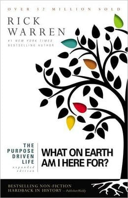 Purpose Driven Life / for that very special and needed devotional time / by Wanda Lopez Designs - blog