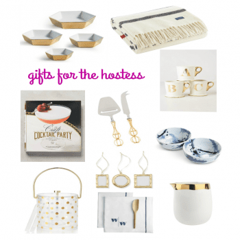 gift-guide for the hostess