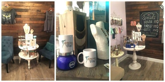 Just Blow It Dry Bar and Boutique in Orlando / for the girly, classy and stylish..yes, it's for you! / images and post by Wanda Lopez Designs - blog