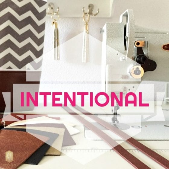 Intentional #wordoftheyear / Reviewing my word of the year half way throu the year / Be intentional in everything you do and why you do it! / by Wanda Lopez #wandalopezdesigns